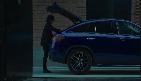 汽车-奔驰广告GLC_GLE SUV COUPE