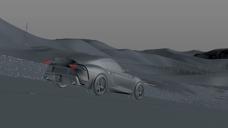 A90 SUPRA DRIVE 汽车飞驰花絮
