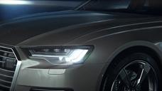 Audi A6L - CGI Teaser by Denis Sibilev
