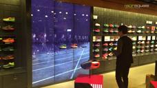 Nike Flagship Store Digital Media  虚拟交互
