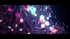 C4D光线小球动态效果