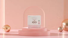 百货-IOO 卫生巾广告[韩国][2020.9]