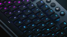 Logitech G915 Keyboard 罗技键盘科技风