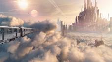 Adobe Photoshop:Commute  奇幻之旅