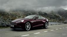 阿斯顿马丁Aston Martin – Vanquish.