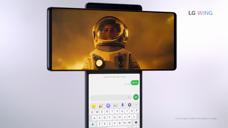 LG 翻转双屏手机概念设计视频 2020