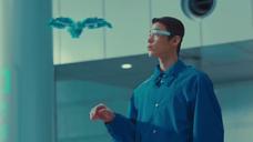 5G时代 智能时代VR眼镜 日本