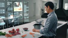 智能厨房.NTT DATA Future Experience(