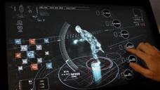 Medical Interface 20  科技感