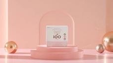 百货-IOO 卫生巾广告[韩国]