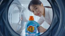 百货-LG 洗衣液广告[韩国]