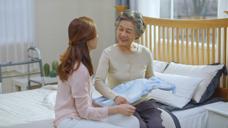 柳韩金成人纸尿裤广告[韩国]