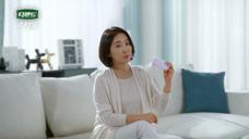 柳韩金卫生裤广告[韩国]