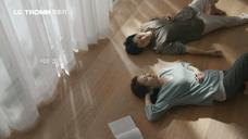 LG TROMM DRYER 洗衣机广告[韩国]
