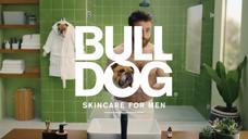 Bulldog 男士护肤品广告 beard oil. For the goodest man