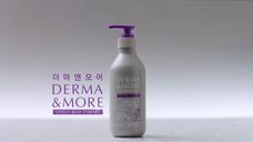 美妆-DERMA&MORE 洗发水广告[韩国]