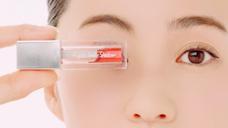 Fujiko 眼影广告 フジコシェイクシャドウ[日本]
