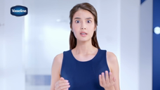美妆-Vaseline 沐浴乳广告[泰国]