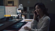 公益-加班广告[韩国][2020.10]