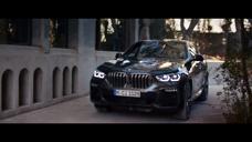 汽车-BMW THE X6 宝马广告 韩国 2020