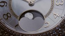 积家约会系列月相珠宝腕表全镶钻
