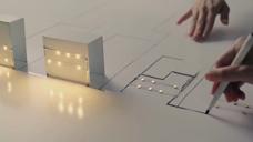 智能家居手绘电路 日本