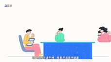 蓝湖 办公生产管理MG动画