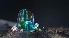 DEBRIS 晶体