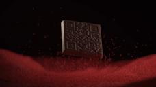 二维码巧克力